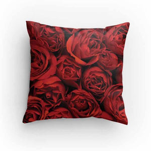 Red Roses Pillow