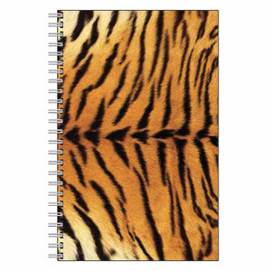 Tiger Animal Print Journal Notebook