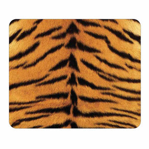 Tiger Animal Print Mouse Pad