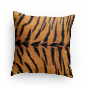 Tiger Print Pillow