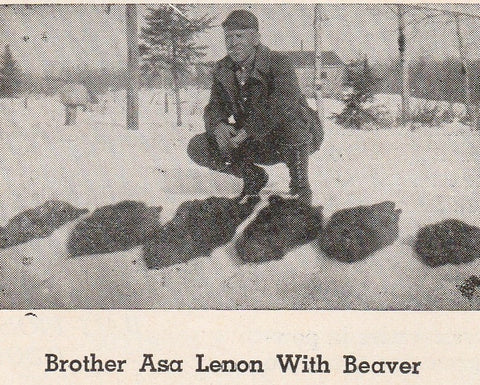 Asa Lenon Beaver Catch
