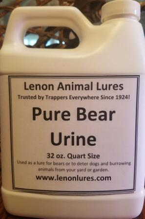 Lenon's Bear Urine