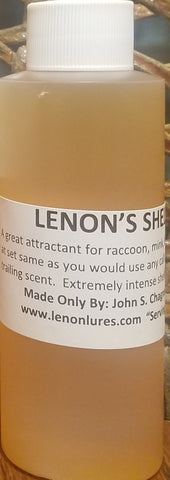 Trappers Lenon's Shellfish Oil