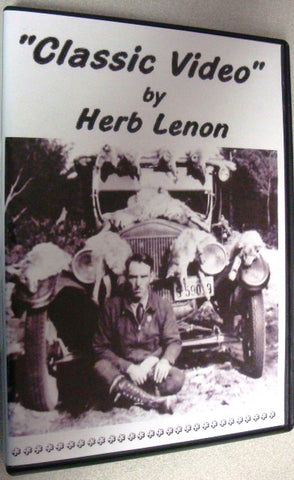 Classic Video by Herb Lenon DVD Trapping Instruction