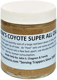 Lenon's Coyote Super All Call - Coyote Lure / Scent Available in 1 oz Jar or 4 oz Jar