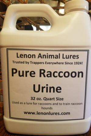Lenon's Raccoon Urine
