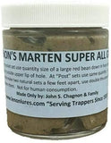 Lenon's Marten Super All Call - Marten Lure / Scent - A Powerful Call Lure