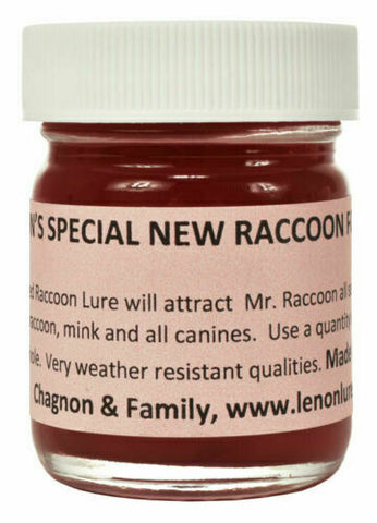 Lenon's Special New Raccoon Formula #2 Lure 1 oz.