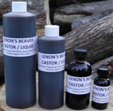 Lenon's Liquid Beaver Castor - Attractive to All Fur Bearing Animals