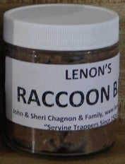 Lenon's Raccoon Sweet & Sticky Fish Paste Bait