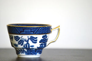 Blue and White Ceramic - Teacup