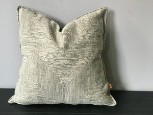 ChevronTextured Throw Pillow