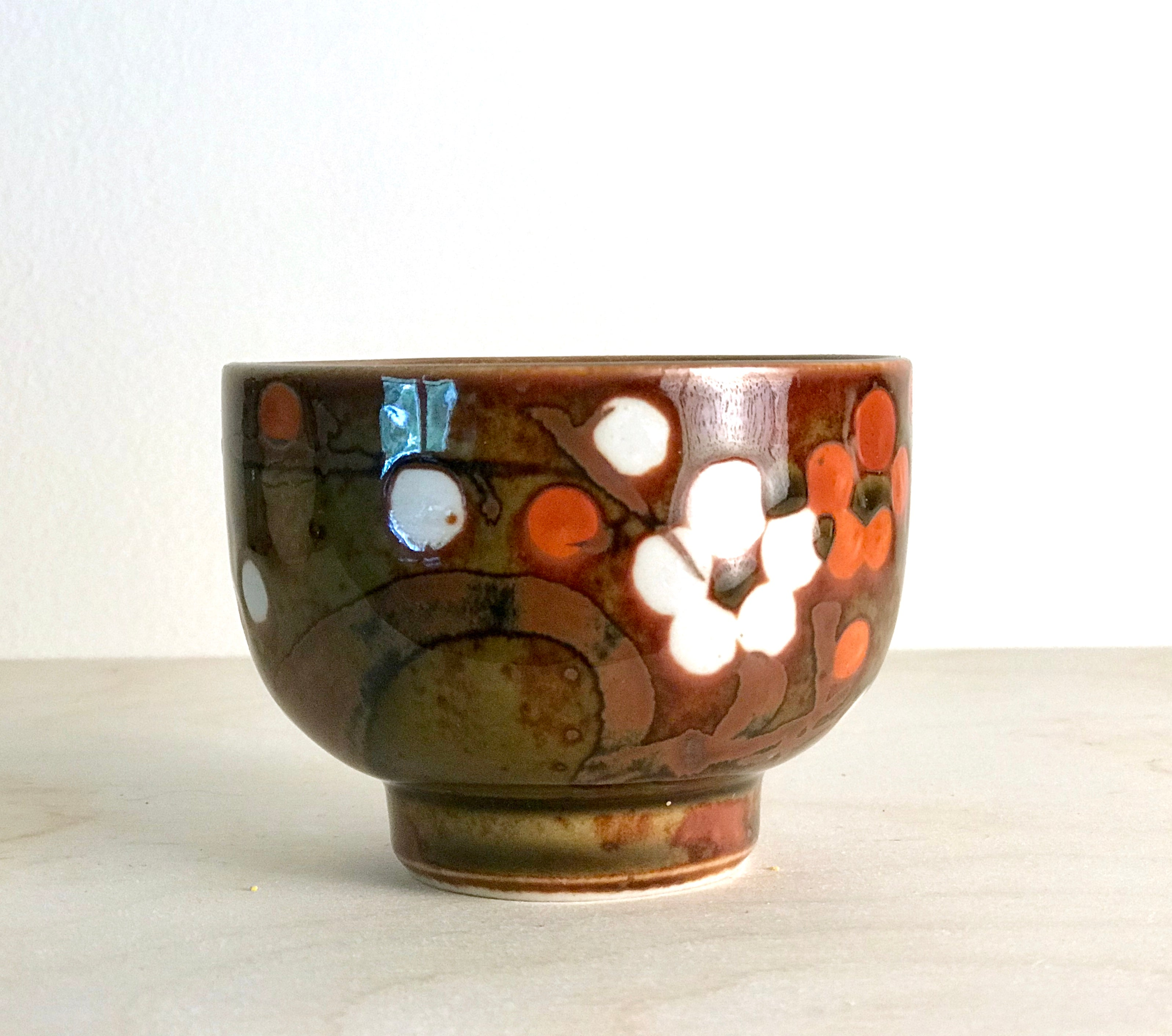 Vintage Handcrafted Clay Pot