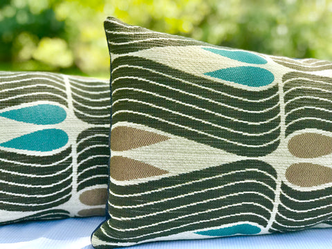 Custom Pillow Set - Retro