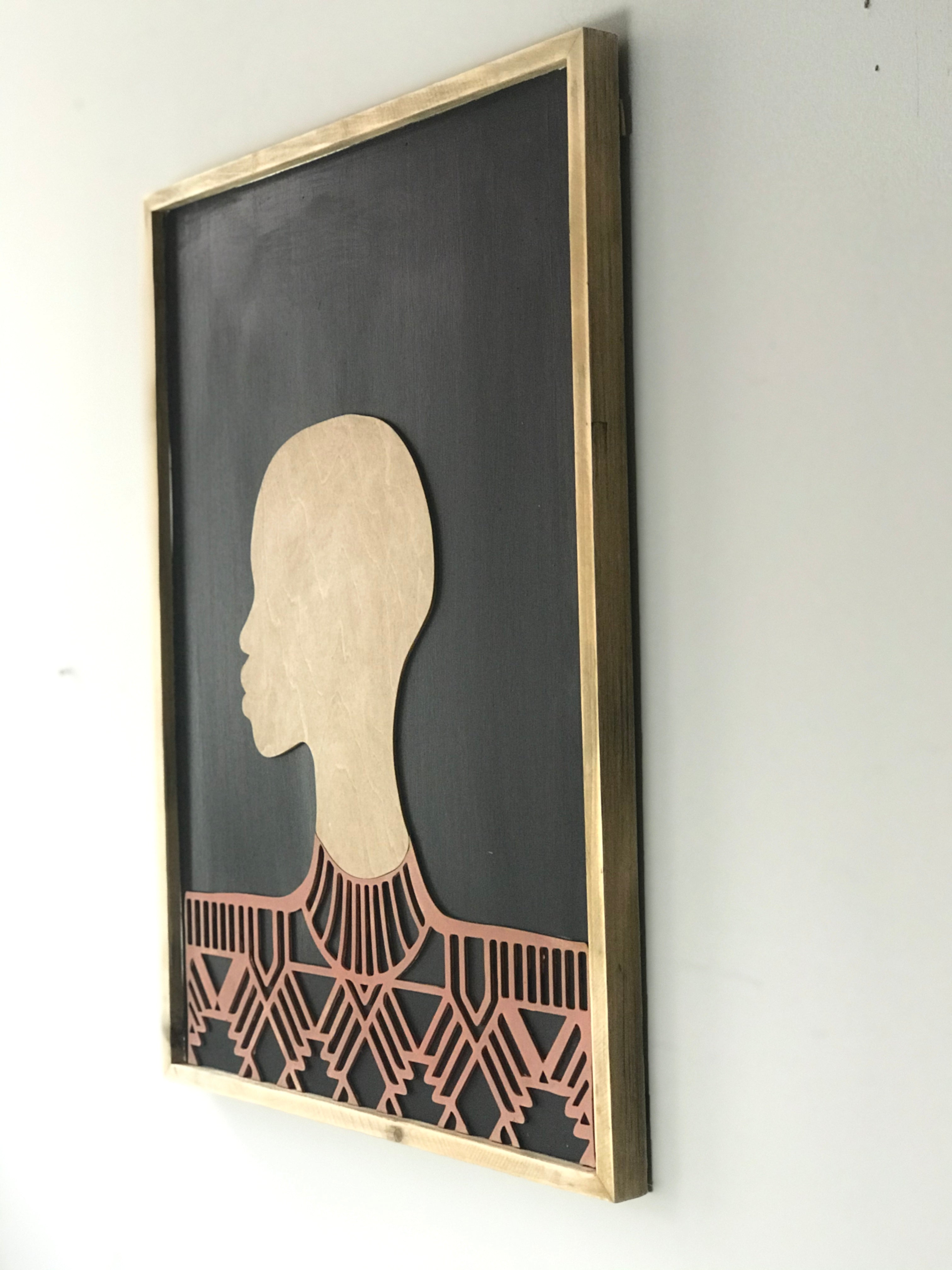 Profile -  Wall Art