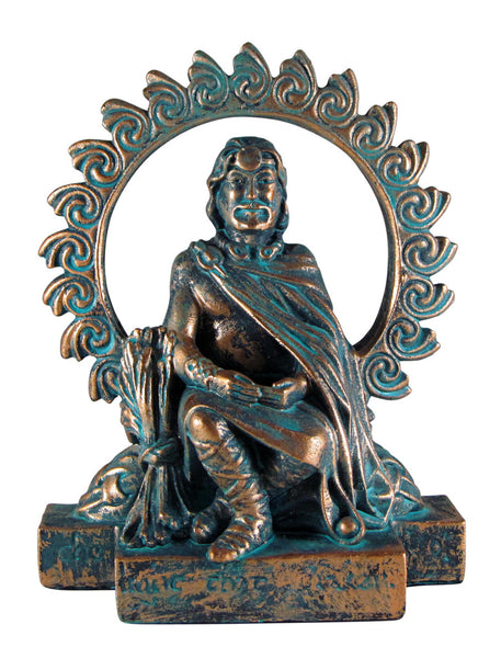 Bronze Finish Lugh Figurine