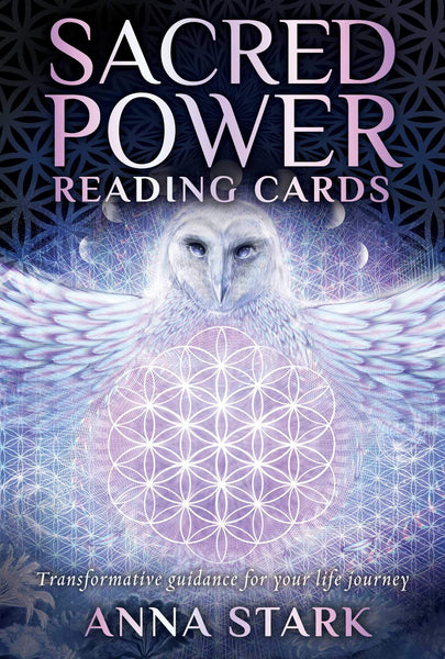 Sacred Power Reading Cards: Transforming Guidance for Your Life Journey