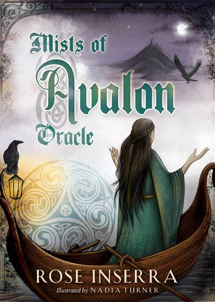 Mists of Avalon Oracle: (Book & Cards)