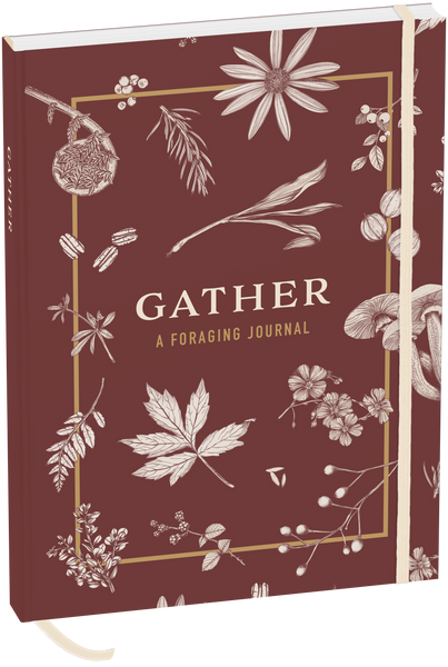 Gather: A Foraging Journal