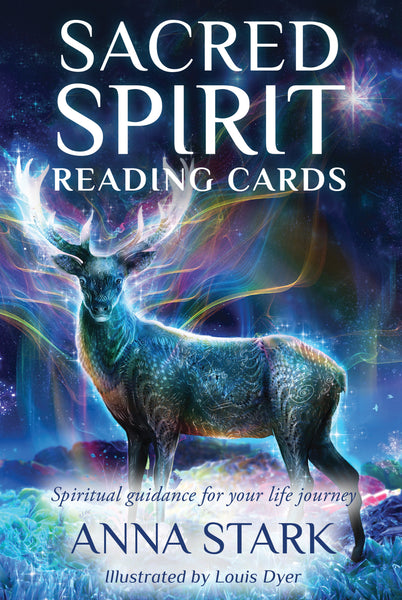 Sacred Spirit Reading Cards : Spiritual Guidance for Your Life Journey