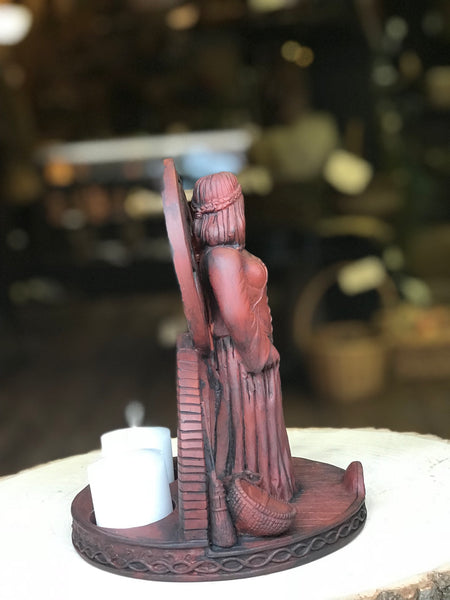 Brigid Candle Statue (Small)