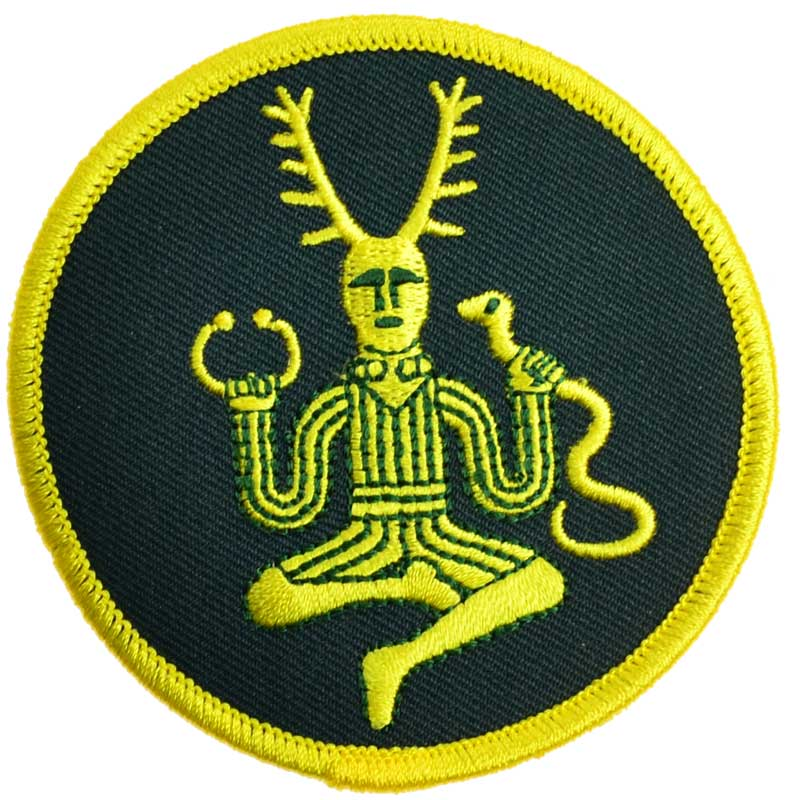 Cernunnos Patch