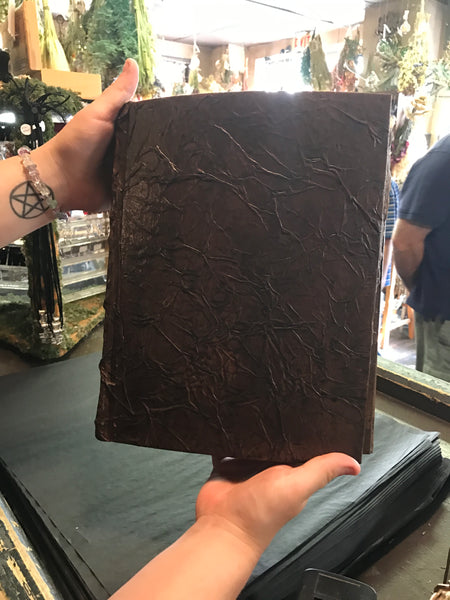 Practical Magic Replica Book of Shadows