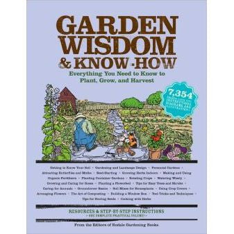 Garden Wisdom and Know-How