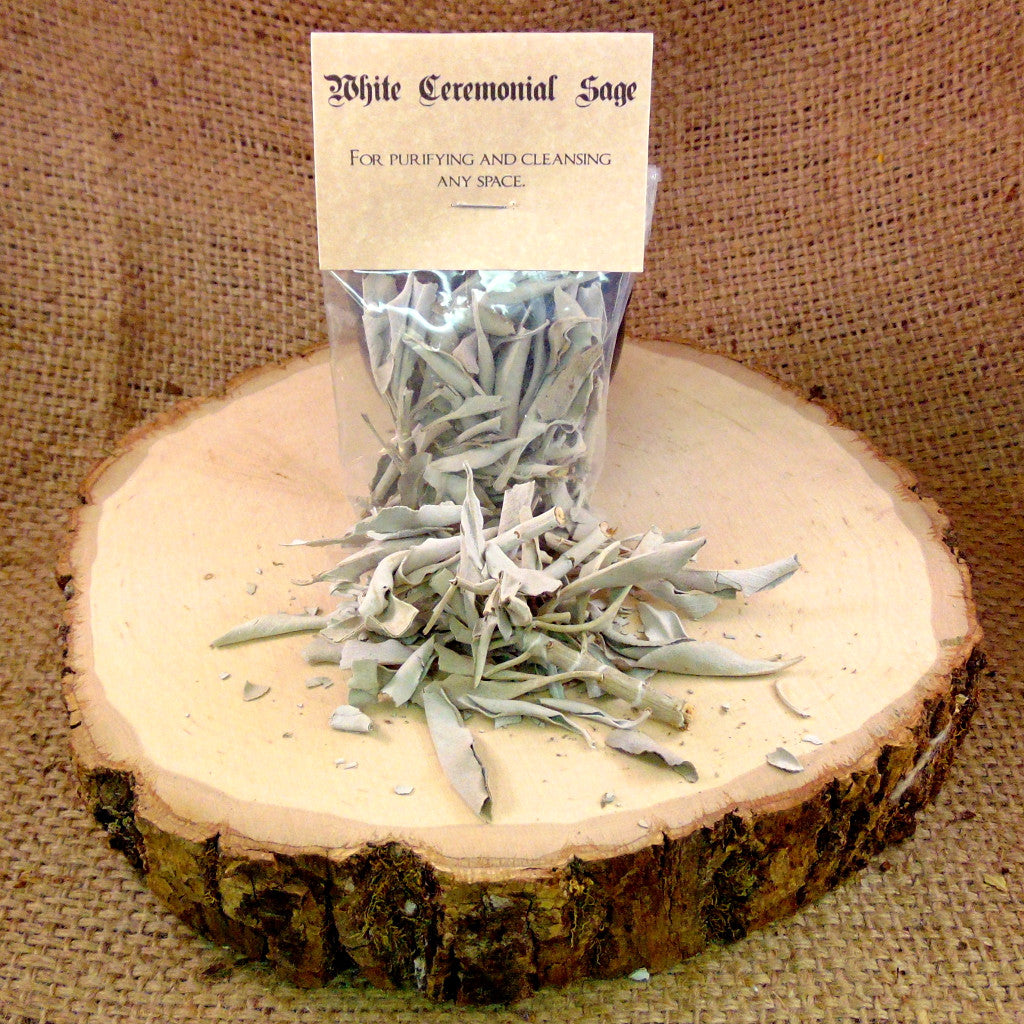 White Ceremonial Sage