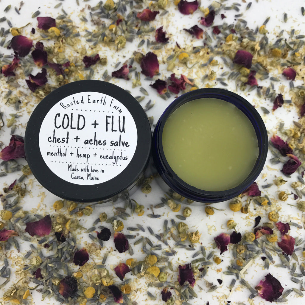Cold & Flu Salve