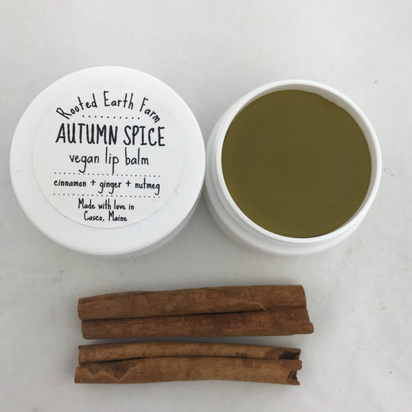 Autumn Spice Lip Balm