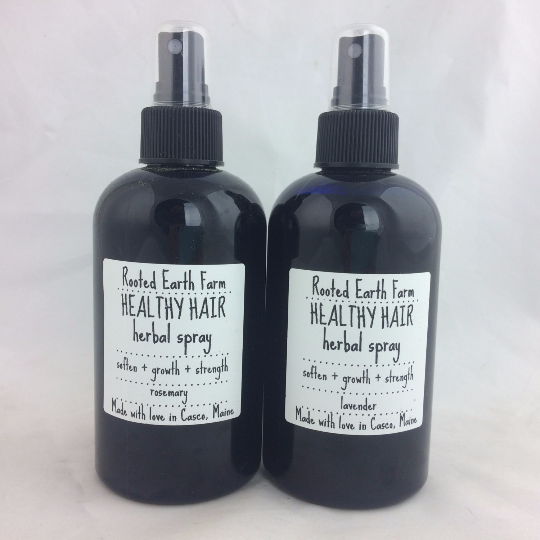 Patchouli Healthy Hair Herbal Spray
