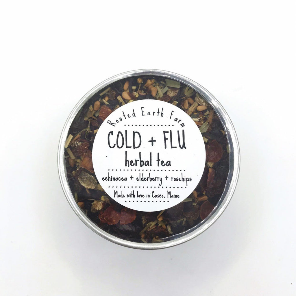 COLD + FLU HERBAL TEA
