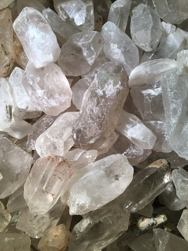 Crystal Quartz - Raw
