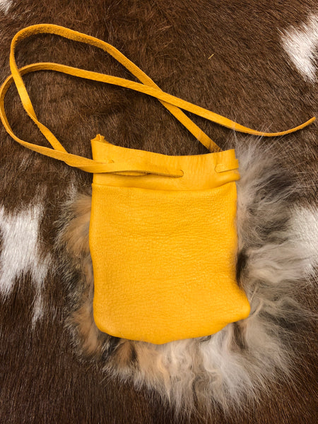 Bobcat Fur Bag