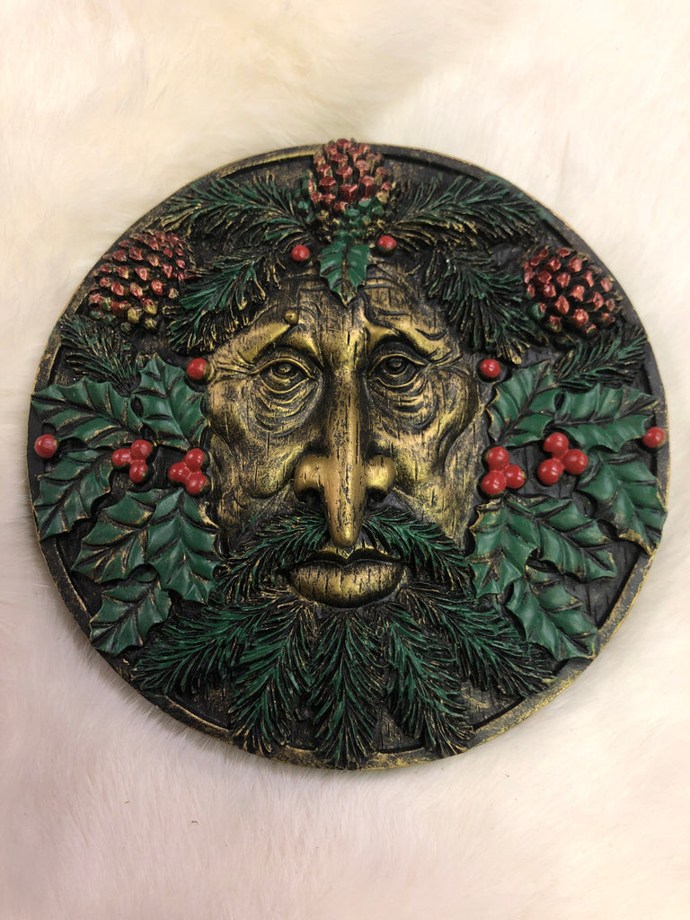 Yule Greenman Plaque