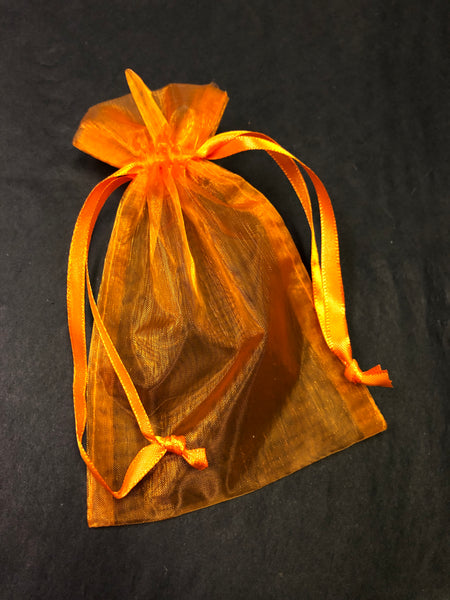 Organza Bag - Orange