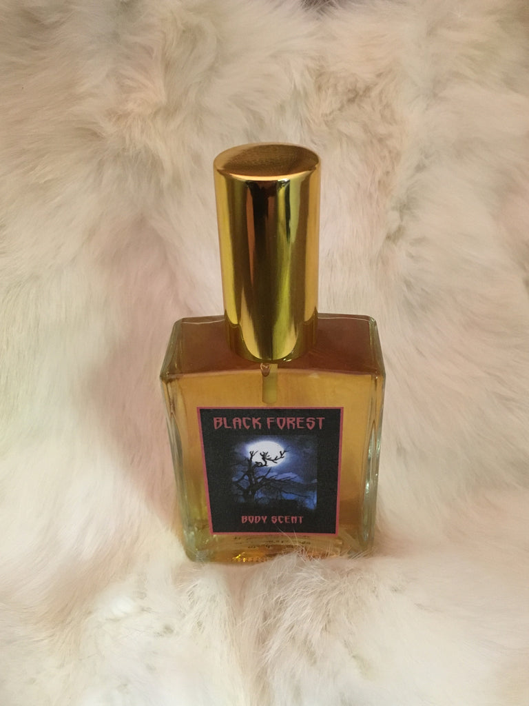 Exclusive Fragrance - Black Forest by Neil Morris