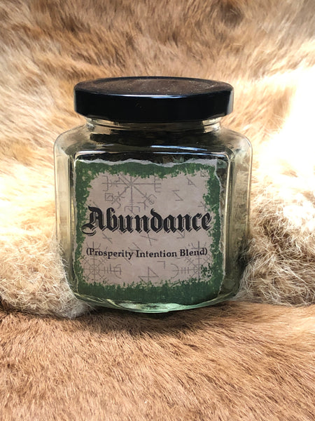Herbal Intention Blend - Abundance