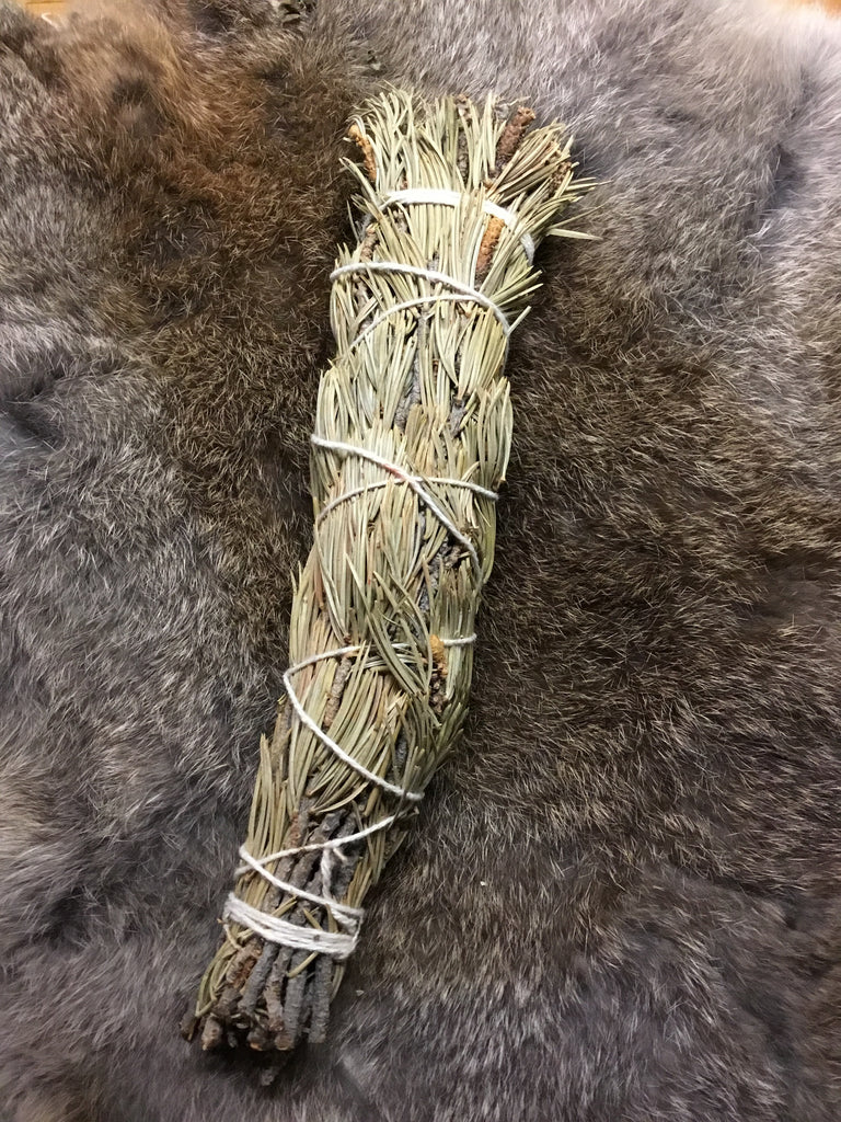 Pinon Pine Smudge Stick - Large