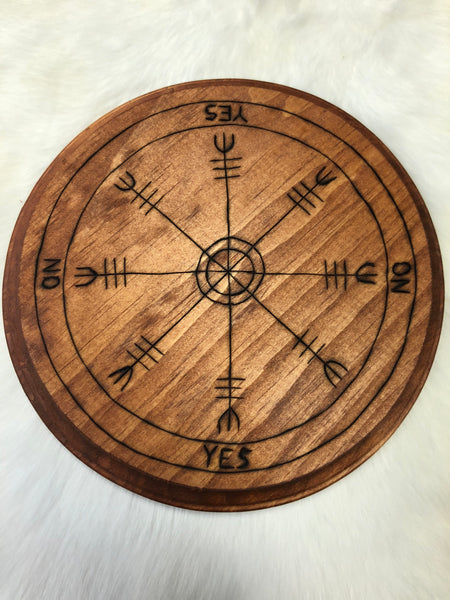Helm of Awe Pendulum Board