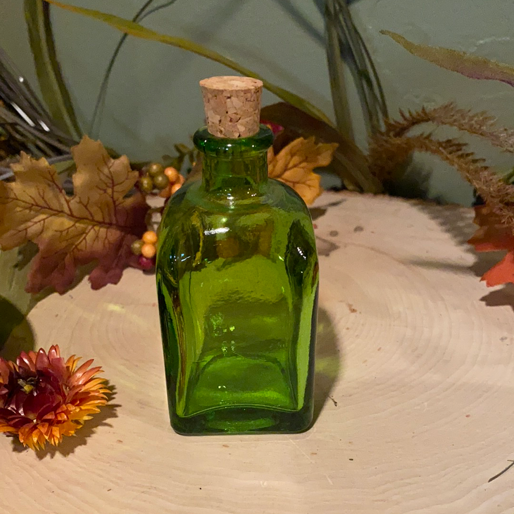 Spell Bottle - Green