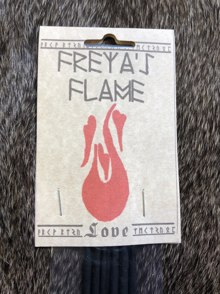 Freya's Flame Incense