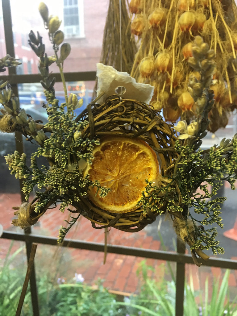 Small Triple Goddess Wreath