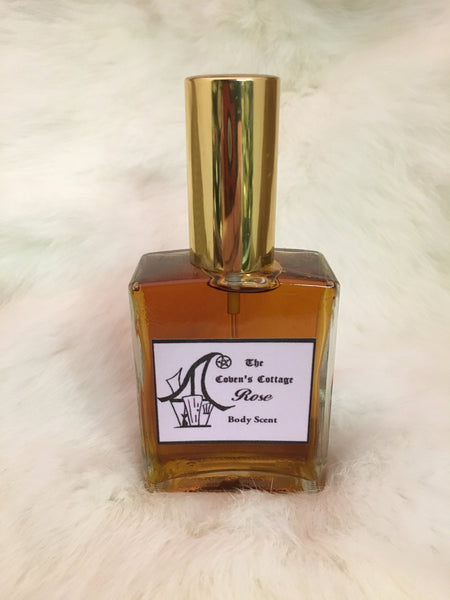 Exclusive Fragrance - The Coven's Cottage Rose by Neil Morris