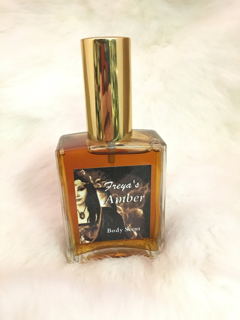 Exclusive Fragrance - Freya's Amber by Neil Morris