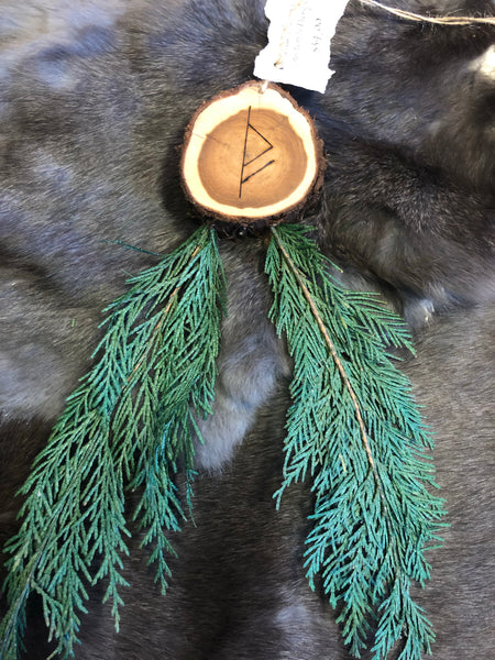 Nordic Charm for  Protection and Prosperity