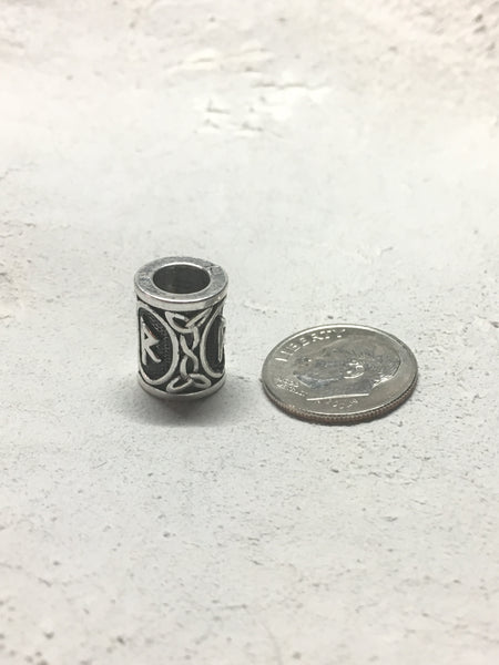 Rune Beard Bead - Raido