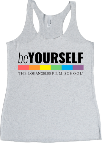 Pride Be Yourself Ladies Tank
