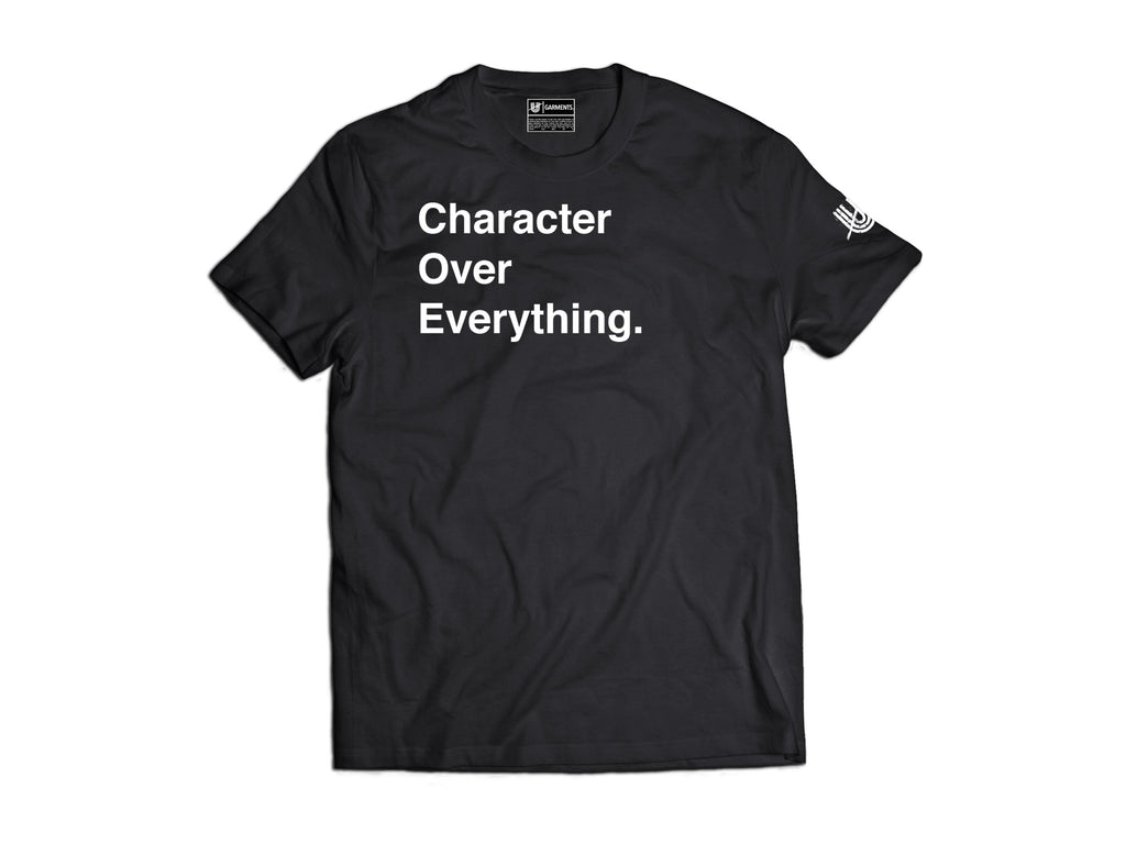 Character Over Everything Tee